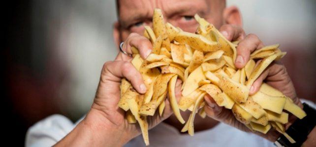 Herman den Blijker over aardappelschillen