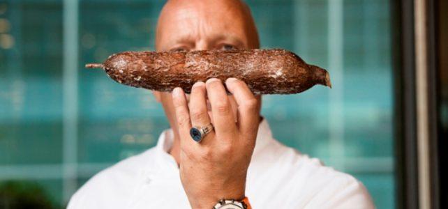 Herman den Blijker over cassave