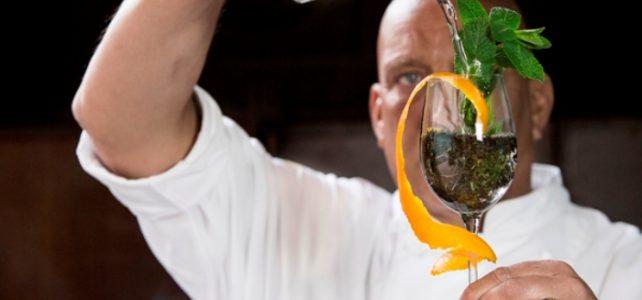 Herman den Blijker over groene thee