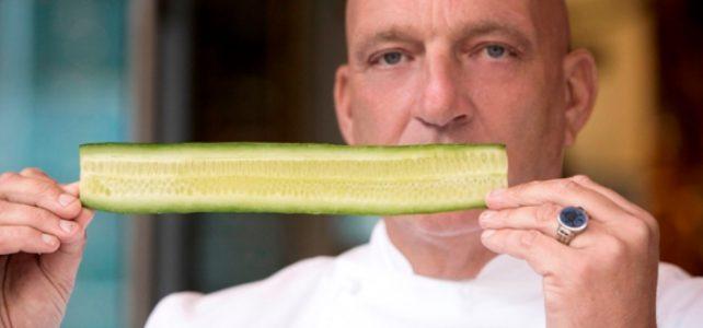 Herman den Blijker over komkommersoep