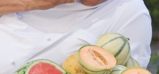 Tip van de chef, meloen