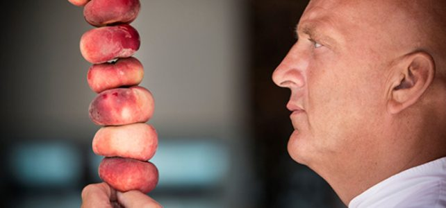 Herman den Blijker over wilde perziken