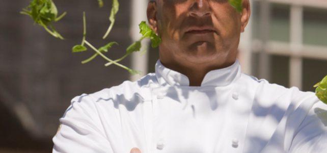 Tip van de chef, spinazie
