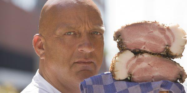 Tip van de chef, varkensnek