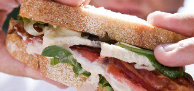 Tip van de chef, clubsandwich