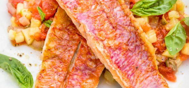 Salsa met mul-filets